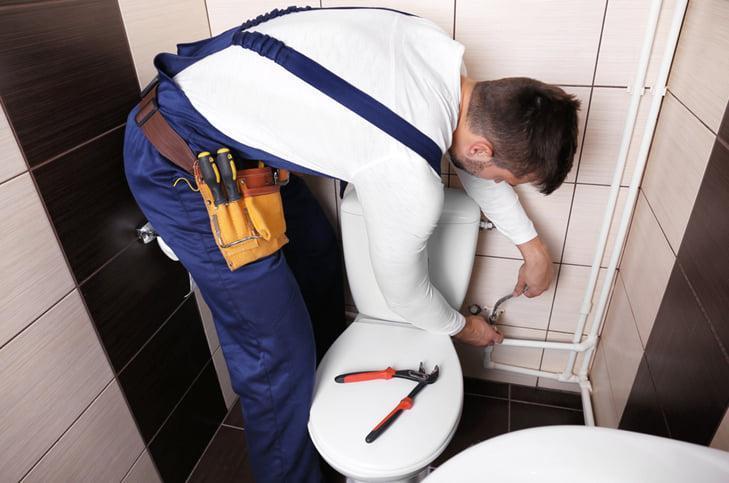 reparation wc Bruxelles